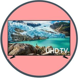 Smart-TV-Miete - alle Größen