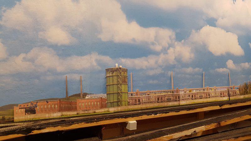Hintergrund Industrie