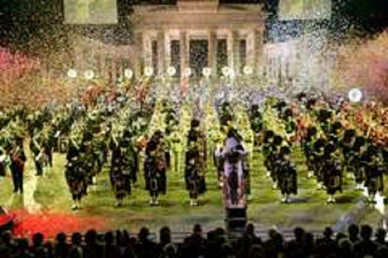 Militärmusikparade Berlin