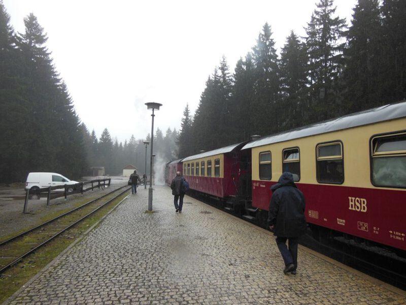 Fläming Tours Harzer Schmalspurbahn