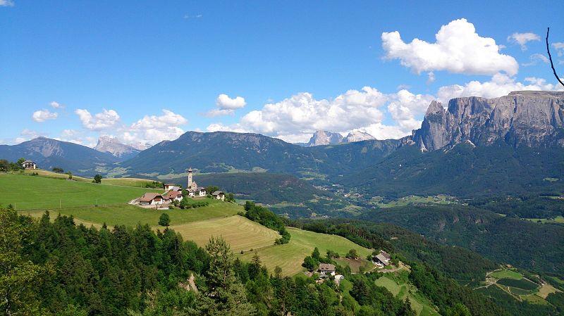 Kärnten Seen und Berge
