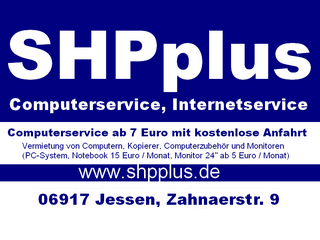 SHPplus-Computerservice
