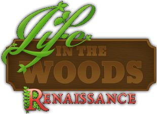 Life in the Woods - Logo